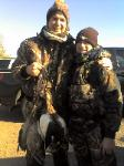 North Texas Duck Hunting|father and son duck hunt